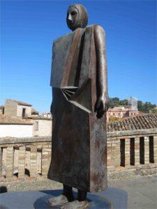 Calabrese Woman or Calabrian Woman
