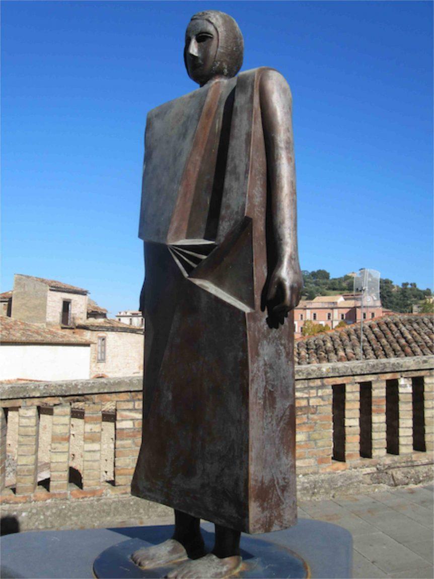 Calabrese or Calabrian Woman