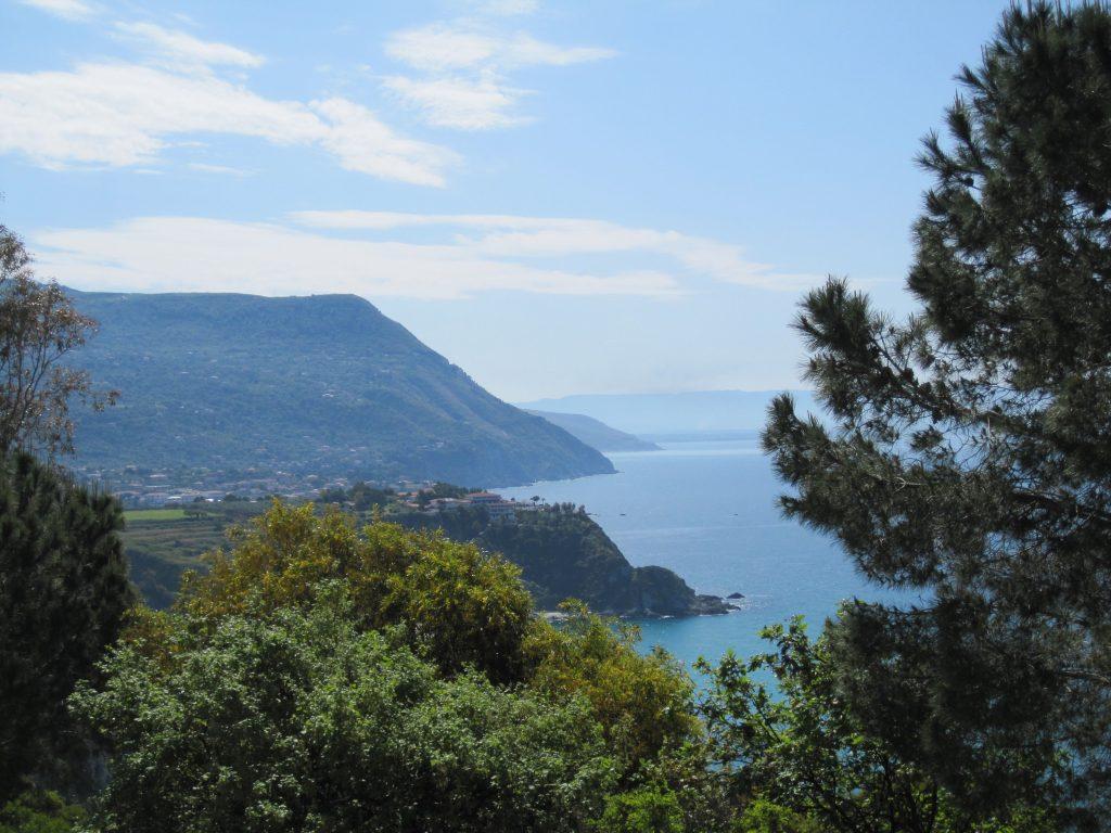 Italy's Tyrrhenian Coast in Calabria, Italian Blog