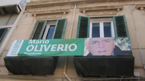 Campaign Poster for President of Calabria