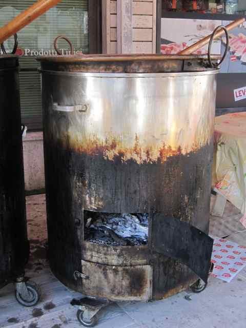 Frittole Cauldron