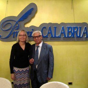 Premio Calabria, Author with Giuseppe Morabito