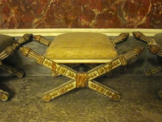 Napoleonic furniture
