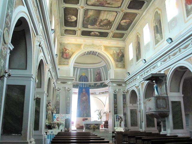 Chiesa Matrice, Mammola