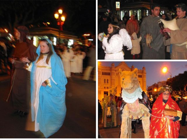 Living Nativity, Reggio Calabria