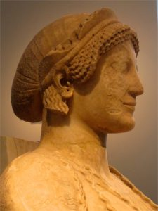 Bust of Persephone