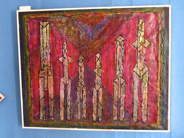Le tre eta' (The Three Ages) by Nik Spatari, MuSaBa