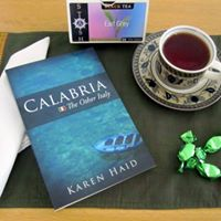 Calabria book