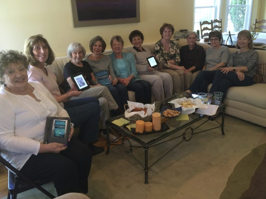 Book Club Skype
