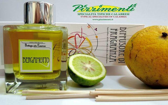 Bergamot Fragrance Diffuser