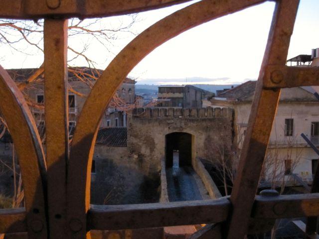 Italy blog Crotone castle