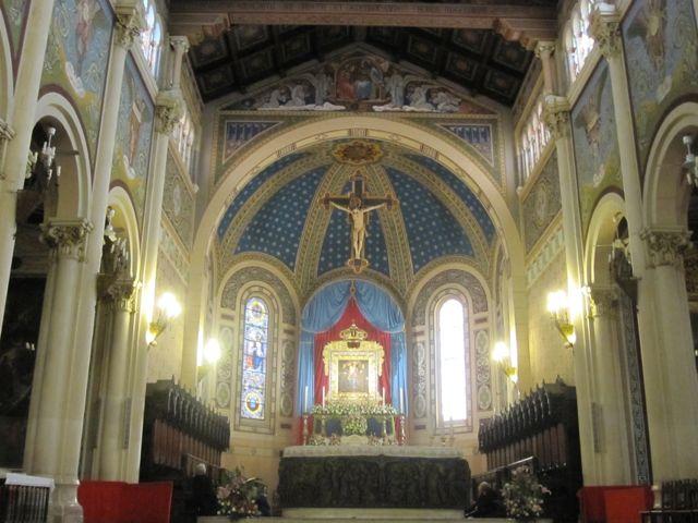 Festival of the Madonna, Reggio Cathedral