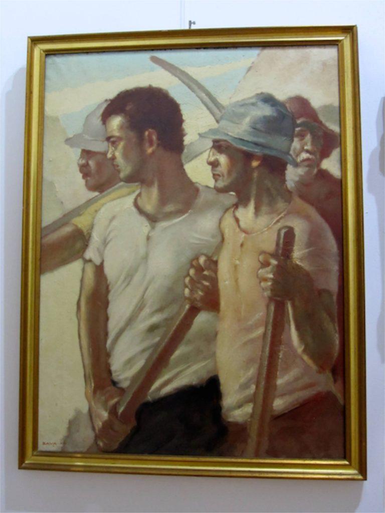 sequestered 'Ndrangheta mafia art