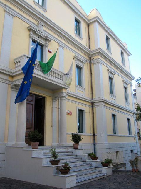 sequestered mafia art in Calabria