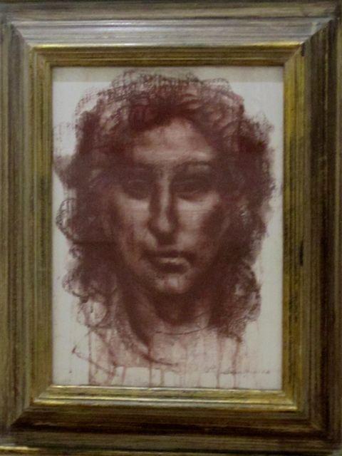 confiscated 'Ndrangheta art, Calabria