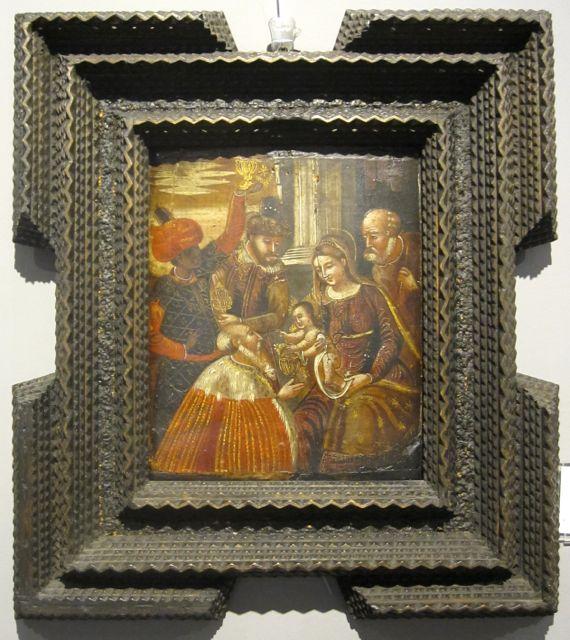 Museo San Paolo, Reggio