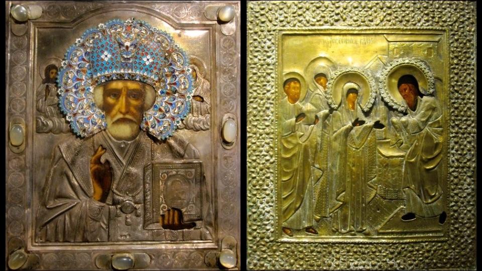 Icons, Museo San Paolo, Reggio Calabria
