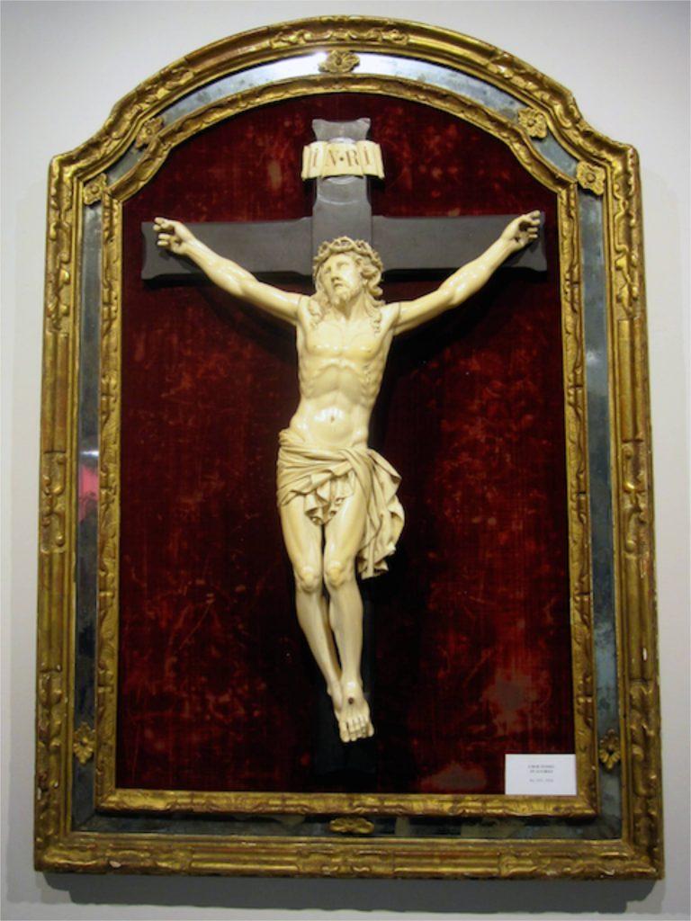 Crucifix, Museo San Paolo, Reggio Calabria