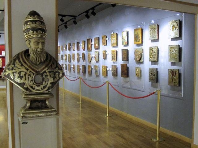 Museo San Paolo, Palazzo della Cultura, Reggio Calabria