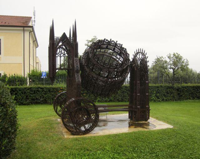 Wim Delvoye, Catanzaro Park