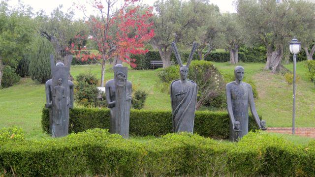 Paladino, Catanzaro park