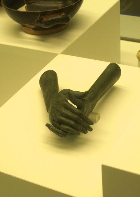 Archeological Museum in Reggio Calabria, Italy