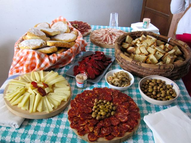 Calabrese food