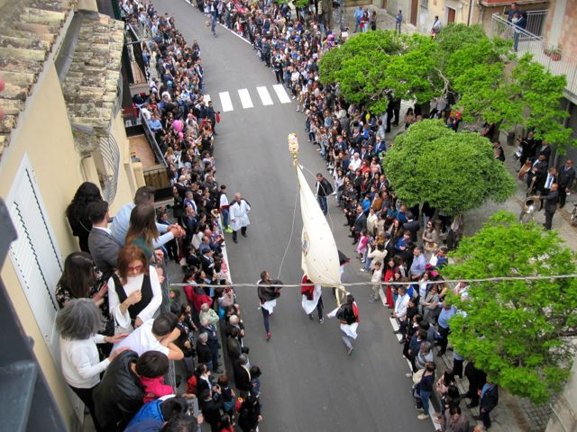 Easter in Calabria