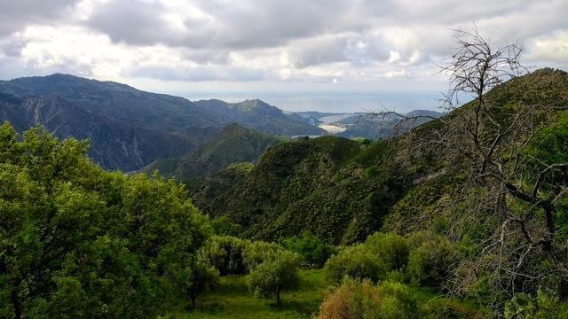 Gallicianò, Ionian coast