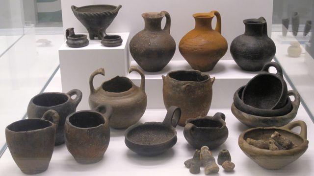 Museum Reggio Calabria, Iron Age