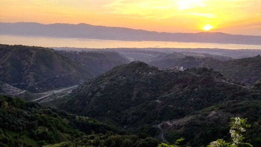 Strait of Messina, Calanna