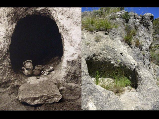 Iron Age, Calanna