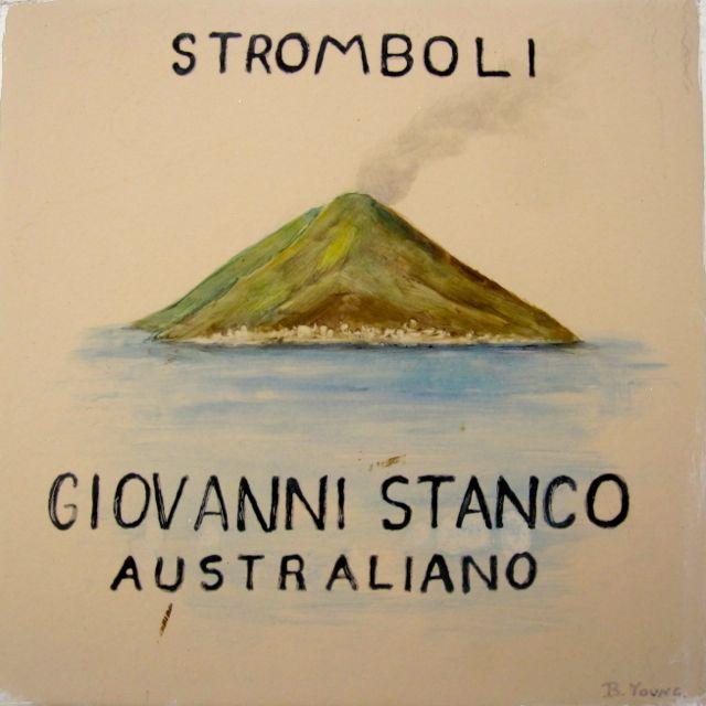 Stromboli Sicily