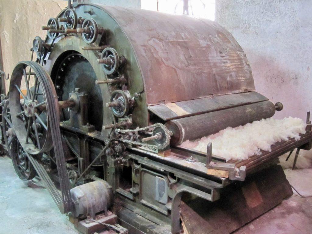 Lanificio Leo, Museum Factory