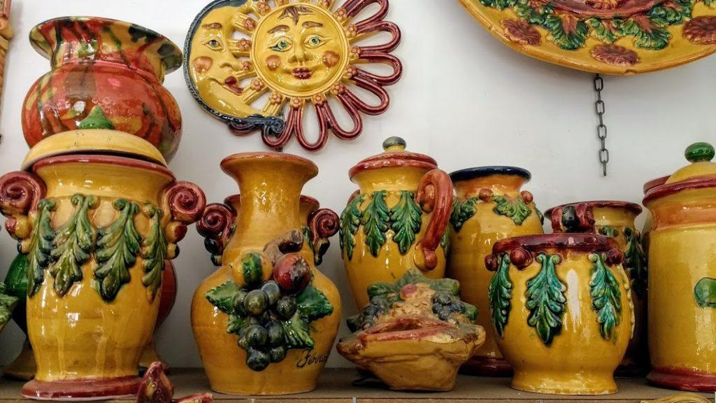 Seminara ceramics