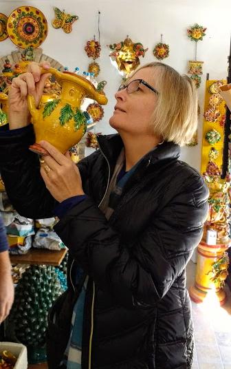 Seminara ceramics, Italian ceramics