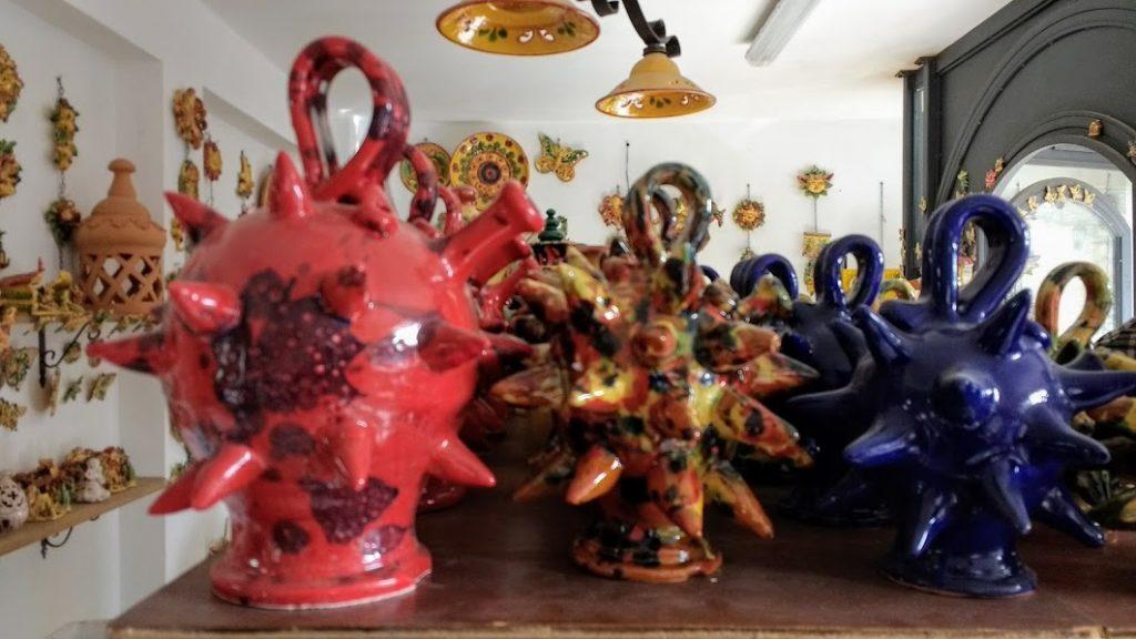 Enzo Ferraro, Seminara ceramics