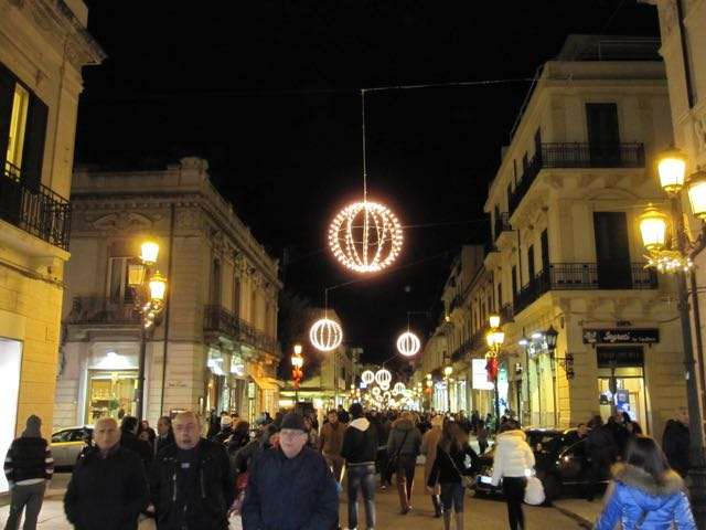Calabria at Christmas