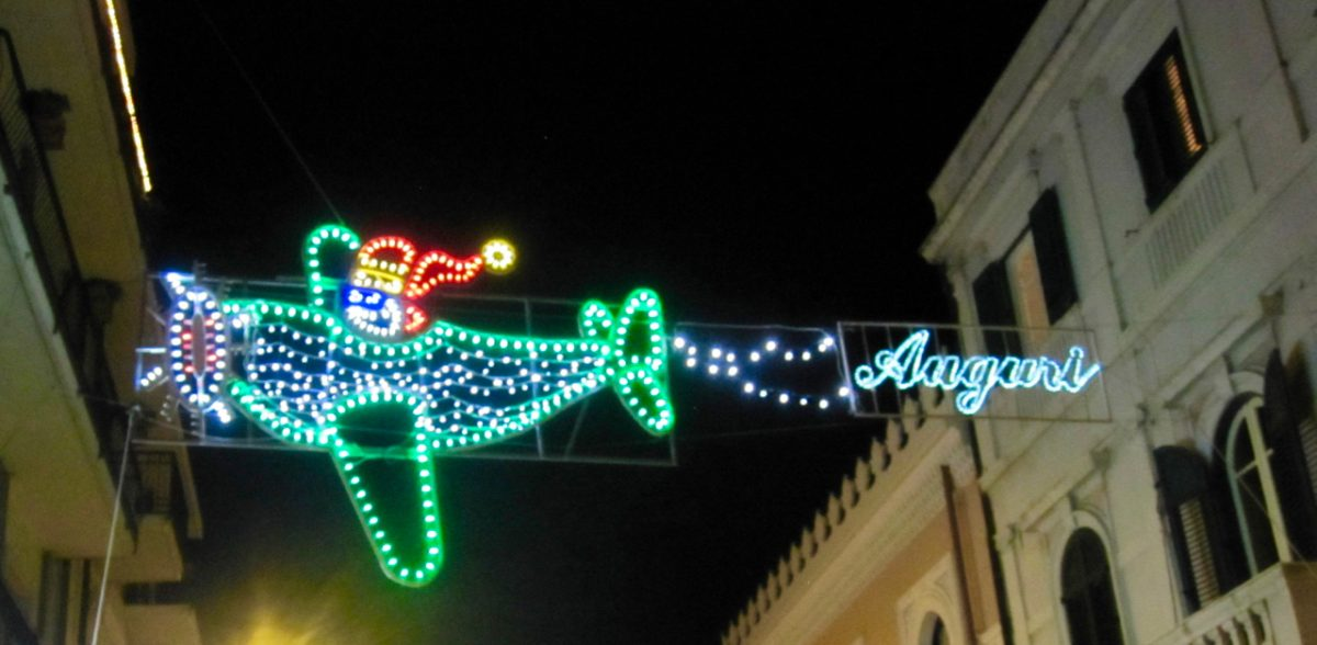Calabria at Christmas