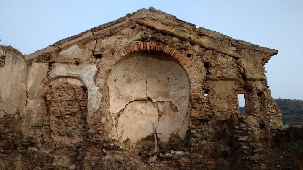 Amendolea church