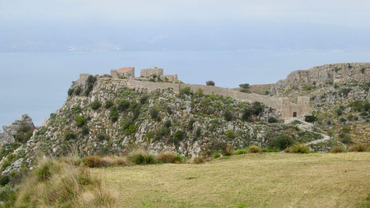 Castle of Sant'Aniceto, Santo Niceto