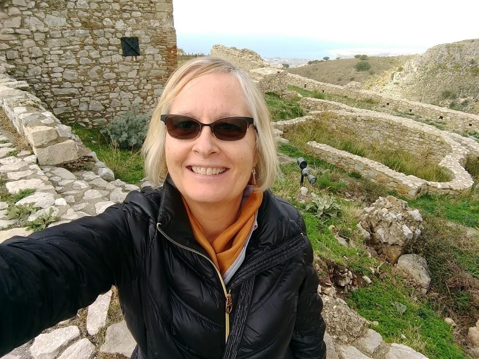 Karen Haid, Castle of Sant'Aniceto