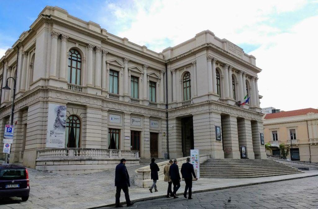 Francesco Cilea Theater