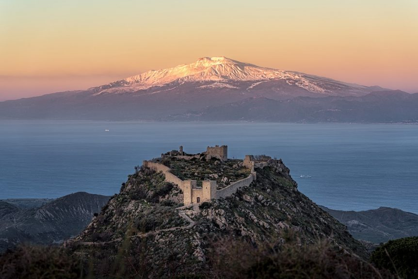Castle Sant'Aniceto