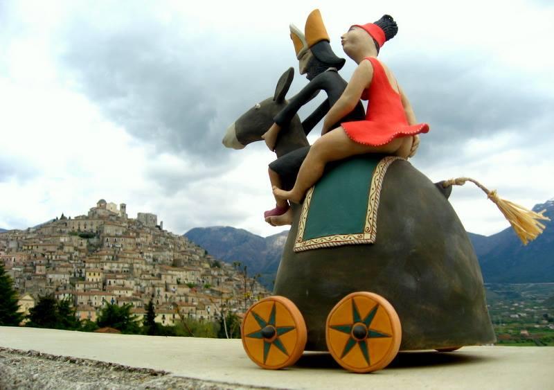 terracotta sculpture, Arghillà l'arte delle terre