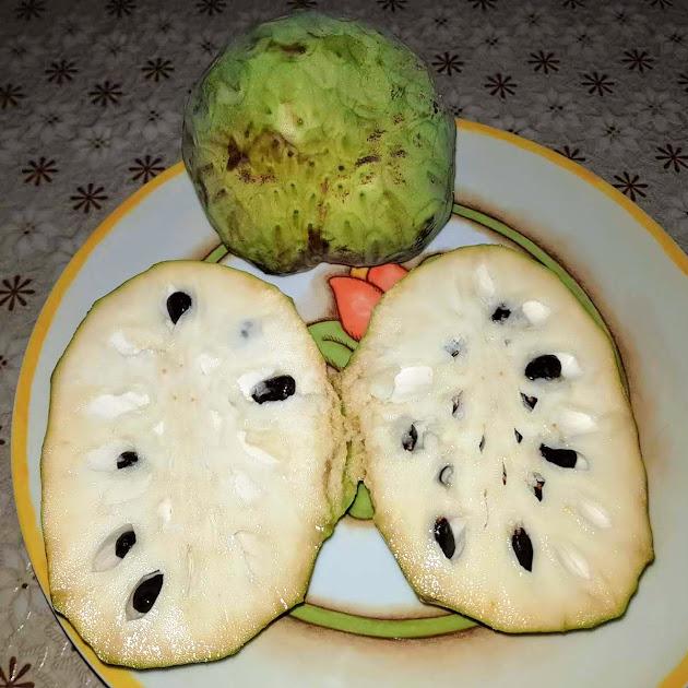 custard apple, cherimoya