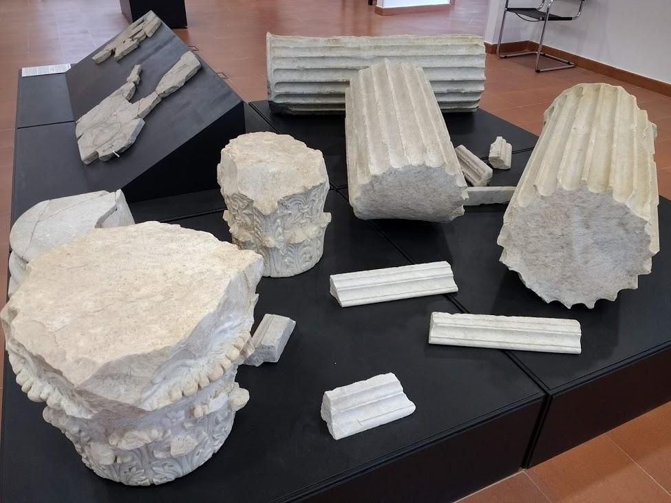 Scolacium archeological park