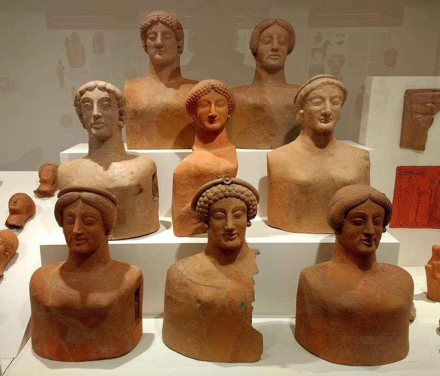 Medma sculptures