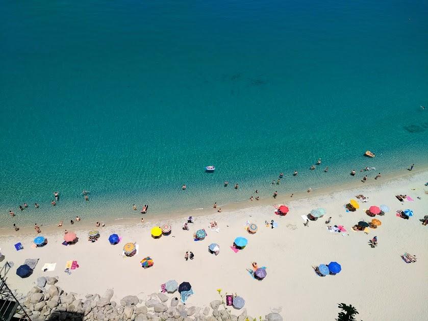 Calabrian beach