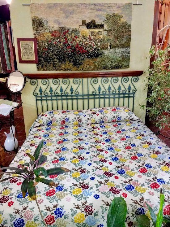 Italian bedspread